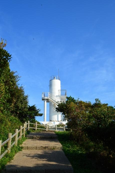 5白亜の灯台