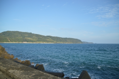 2こっそり海沿い