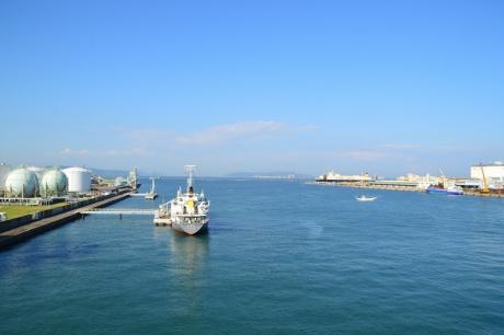 2博多の海