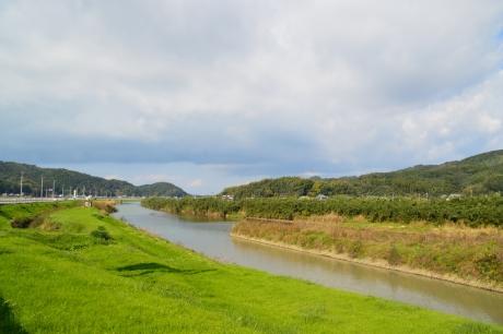 3宗像の川