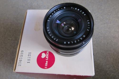 LEICA ELMARIT-R 24mm 1