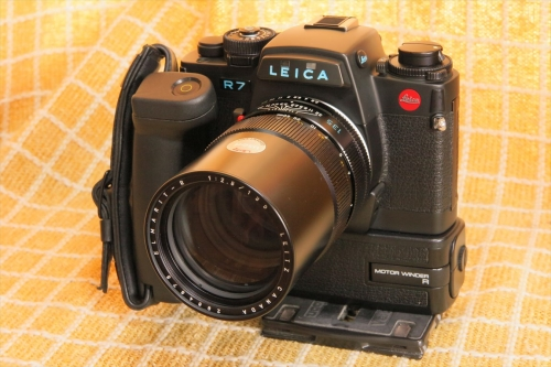 LEICA R7 27 (135mmF2.8)