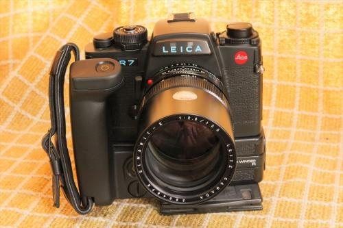 LEICA R7 28 (135mmF2.8)