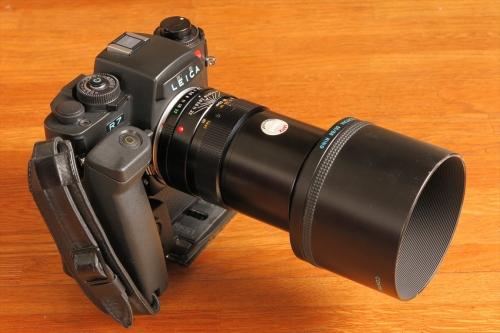 LEICA R7 62-1 (ELMARIT-R 135mm F2.8)