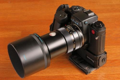 LEICA R7 62-2 (ELMARIT-R 135mm F2.8)