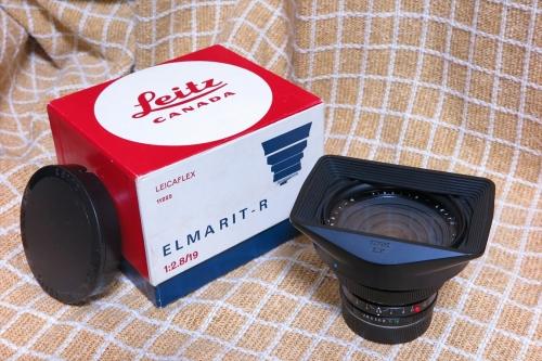 LEICA ELMARIT-R F2.8 19mm CANADA (11225) 3