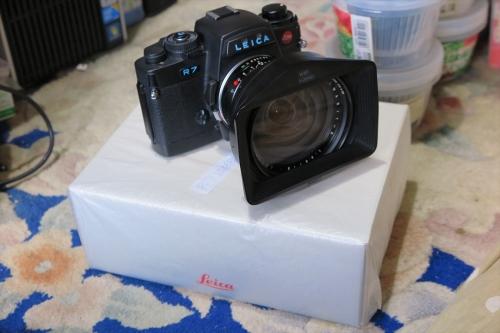 LEICA ELMARIT-R F2.8 19mm CANADA (11225) 12