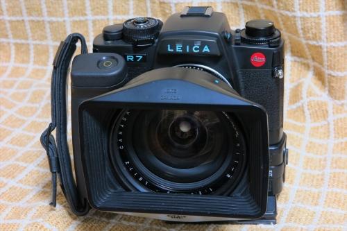 LEICA R7 16 (19mmF2.8)