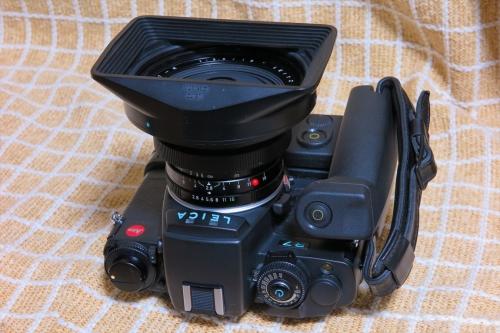 LEICA R7 17 (19mmF2.8)