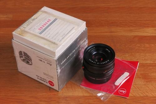 LEICA ELMARIT-R F2.8 35mm 4