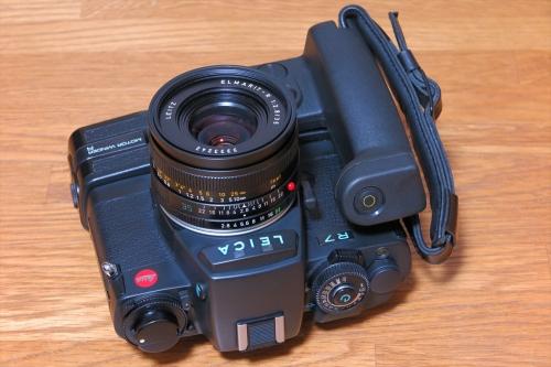 LEICA R7 37 (35mmF2.8)
