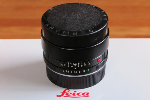LEICA SUMIMICRON F2 50mm 4