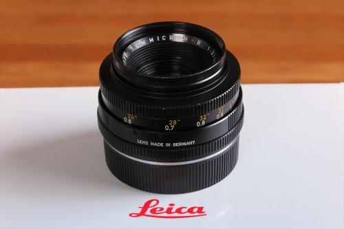 LEICA SUMIMICRON F2 50mm 2