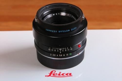 LEICA SUMIMICRON F2 50mm 3