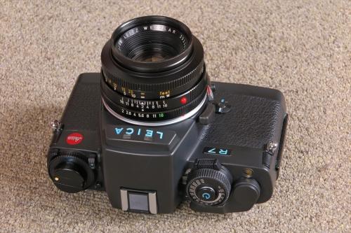 LEICA R7 65-1 (SUMIMICRON-R F2 50mm)