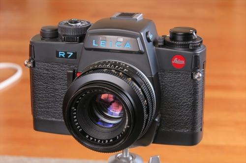 LEICA R7 65-2 (SUMIMICRON-R F2 50mm)