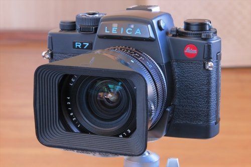 LEICA ELMARIT-R 24mm 11-2