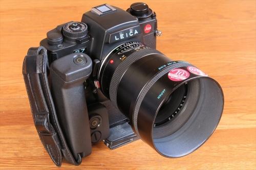 LEICA SUMMILUX-R F1.4 80mm 11