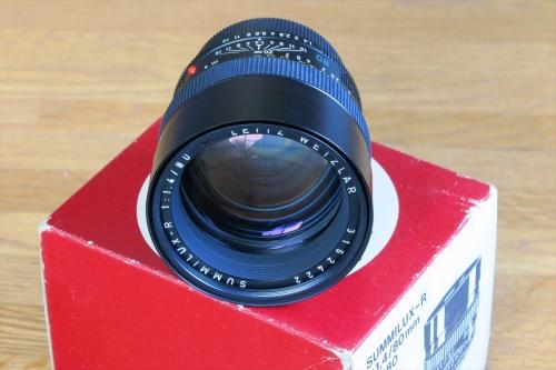 LEICA SUMMILUX-R F1.4 80mm 6
