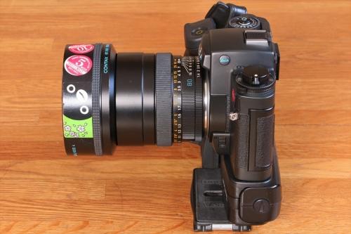 LEICA SUMMILUX-R F1.4 80mm 8