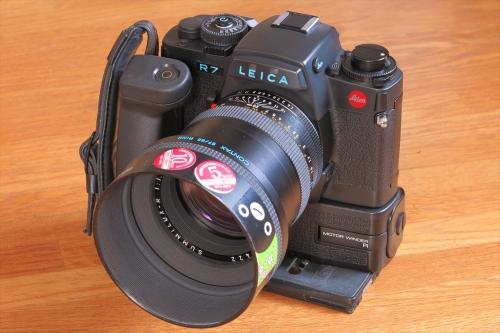 LEICA SUMMILUX-R F1.4 80mm 9