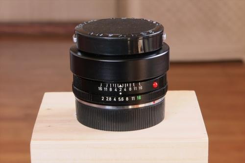 LEICA SUMIMICRON F2 50mm 4-2