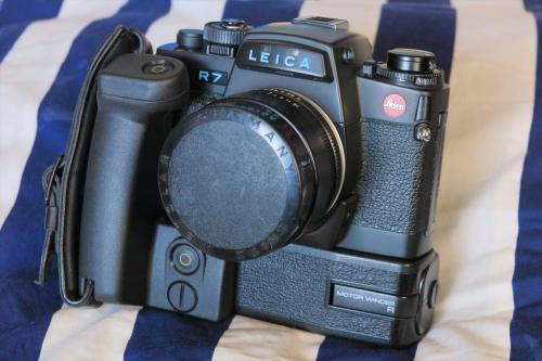 LEICA R7 66-4 (SUMIMICRON-R F2 50mm)
