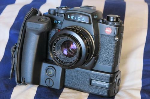 LEICA R7 66-3 (SUMIMICRON-R F2 50mm)