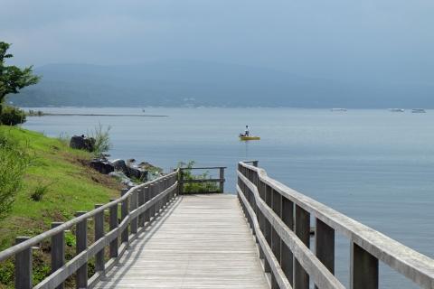 10山中湖