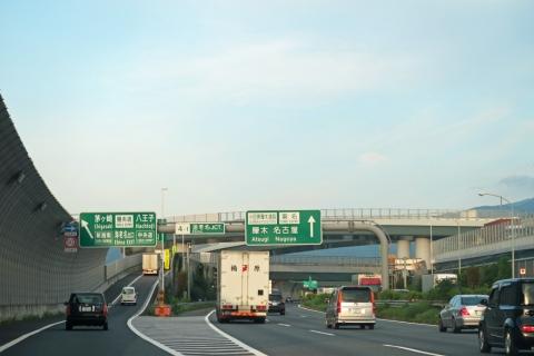 01東名から圏央道