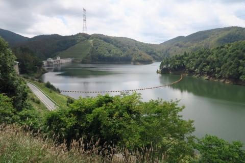 14琴川ダム