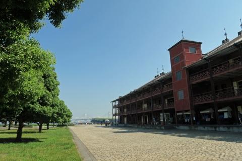 06横浜赤レンガ倉庫