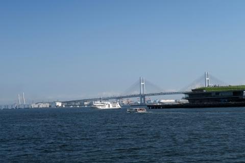 08横浜ベイブリッジと大さんばし