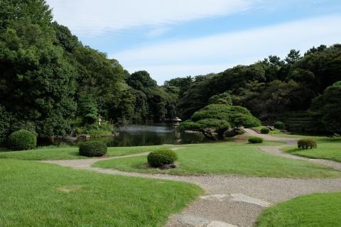 15新宿御苑