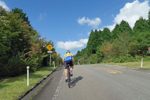 12新富士山五合目へ最高の道