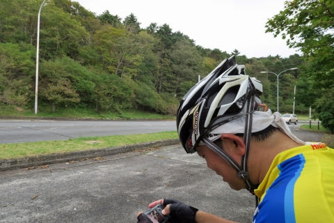 16富士山登山道路入り口