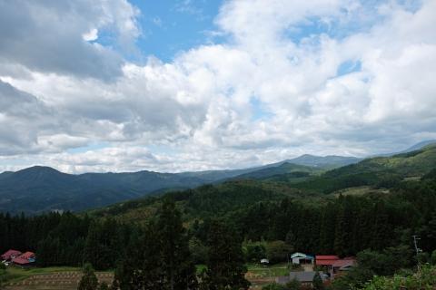 06栗駒高原へ