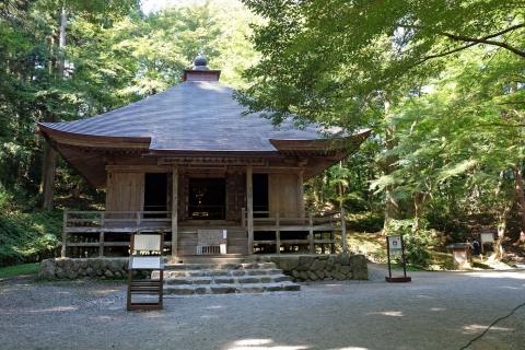 30中尊寺:経堂