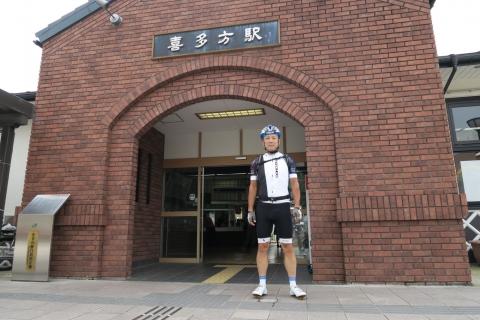 13会津若松駅