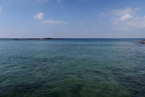 10浜辺:アウトドアテラス