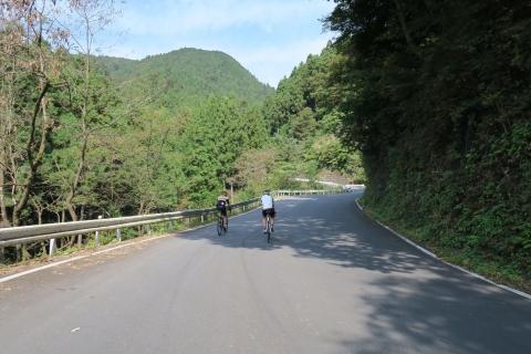 07山伏峠へ