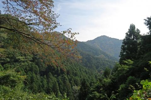 10山伏峠へ