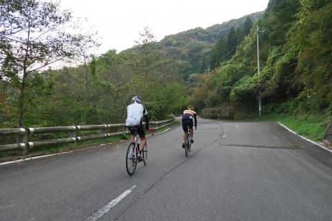 19白石峠へ