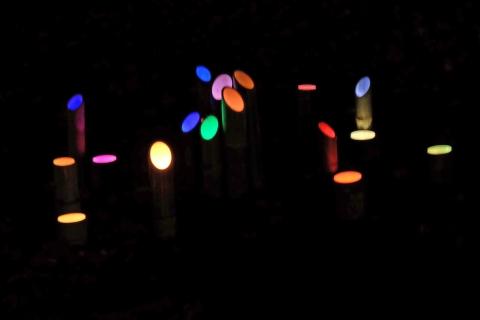 13小机城址竹燈籠まつり