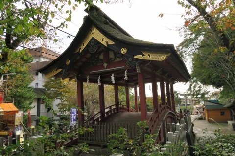 35筑波山神社:神橋