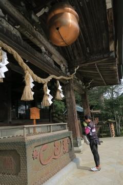 39筑波山神社:お参り
