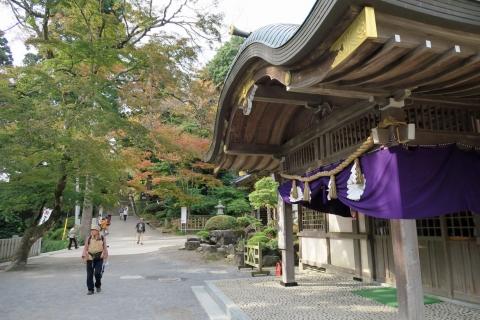 40筑波山神社:参集殿
