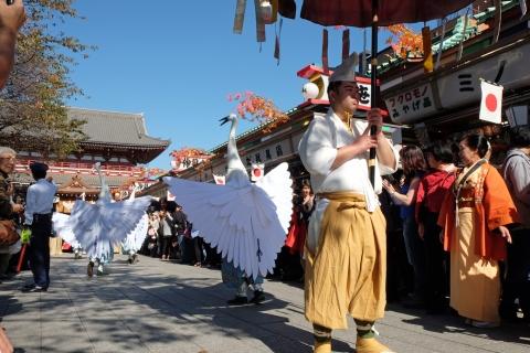 10白鷺の舞