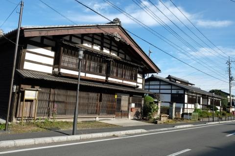 36碓氷峠へ坂本宿