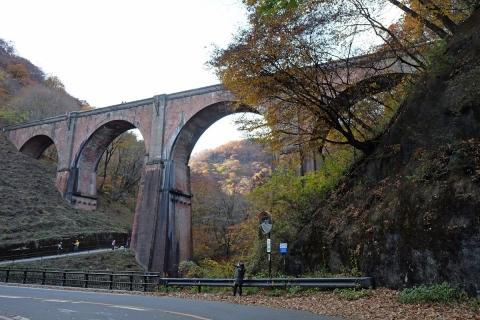 39碓氷峠へメガネ橋